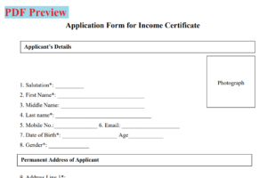 West-Bengal-Income-Certificate-form-PDF